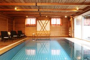 Schwimmbad Hotel Olympia